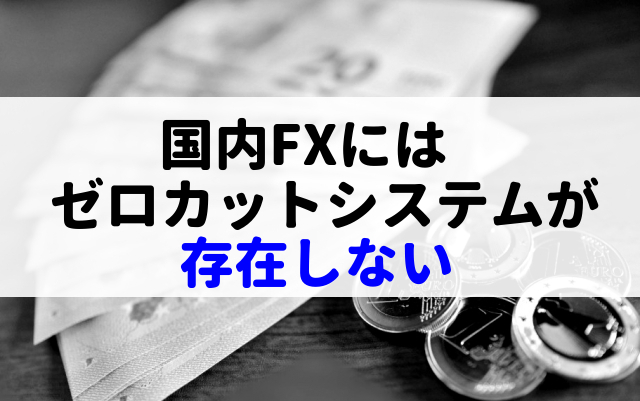 ゼロカットシステム 国内FX